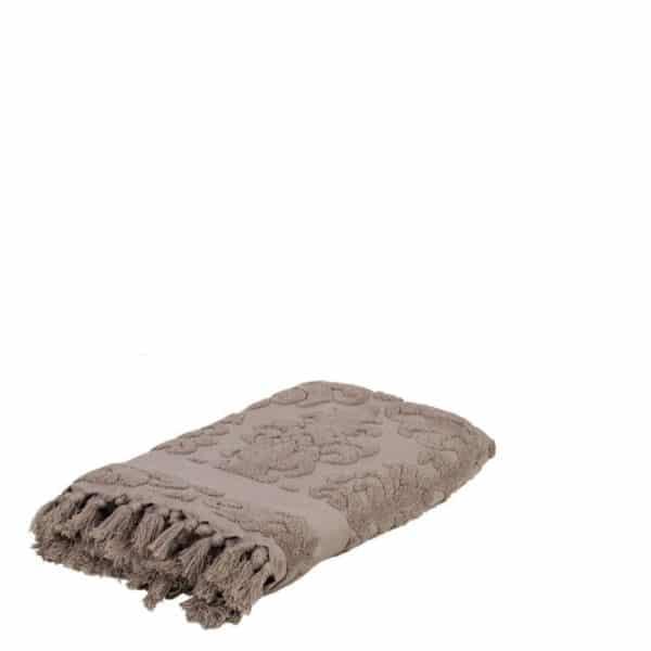 p 1 3 5 7 1357 Serviette Hammam grise 50 X 30 cm Lifestyle - Serviette Hammam grise 50 X 30 cm Lifestyle