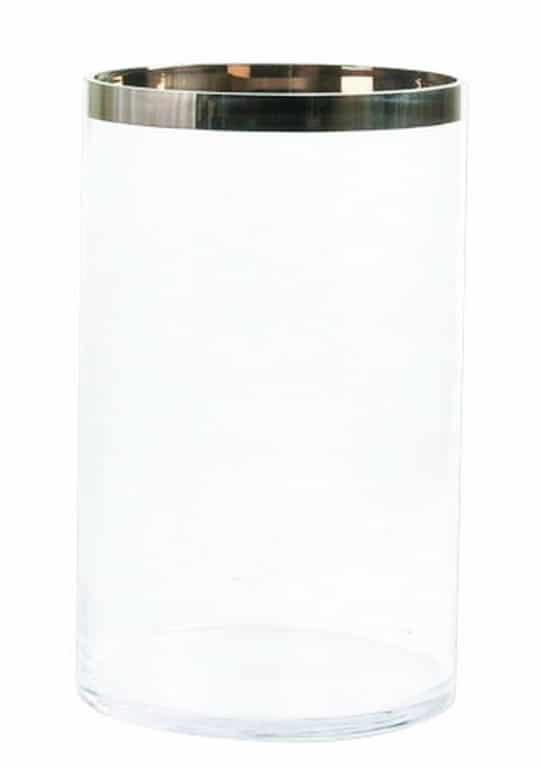 p 5 1 0 510 Lanterne platine Lifestyle 32 cm - Lanterne platine Lifestyle 32 cm