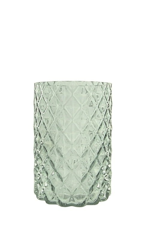 p 5 7 57 Vase Sparky bleu Lifestyle - Vase bleu transparent Sparky