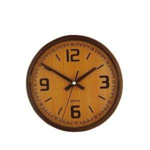 Horloge rétro bois Maho 32cm Lifestyle