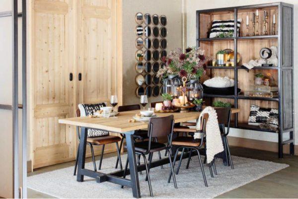 lifestyle kast bellport 3150 - Armoire en bois Blanc 150 cm Bellport