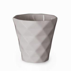 Tasse Expresso gris clair Octo (lot de 6)