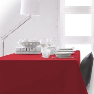 Nappe Rouge 150X250cm TODAY