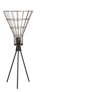Lampe industrielle conique Jefferson 55cm