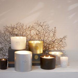 Coffret de 3 bougies parfumées Lifestyle