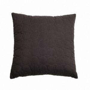 Coussin noir 45x45 cm Vyan Braxton