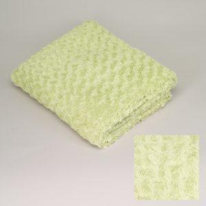 Simla-Plaid vert clair 130x170cm