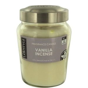 Bougie parfumée Vanilla Incense Lifestyle