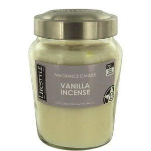 Bougie parfumée Vanilla Incense Lifestyle