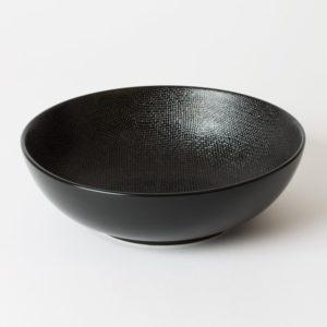 Saladier 24cm Vesuvio Noir