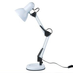 """Lampe blanche """"Hobby"""" Leitmotiv"""