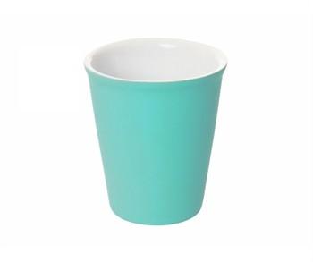 Lot de 2 tasses à café expresso vert turquoise Present Time