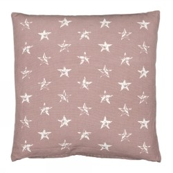 Coussin Eightmood Vintage Rose 50x50cm