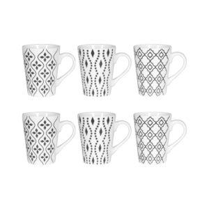 Tasses à café 10cl Antigua Coffret de 6