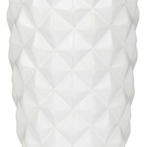 Vase blanc Cylindrique S Skye Lifestyle