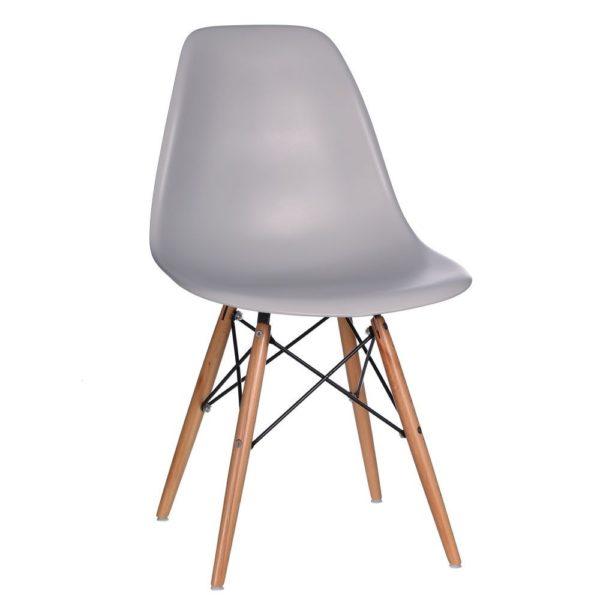 chaise Noir ABS Vintage
