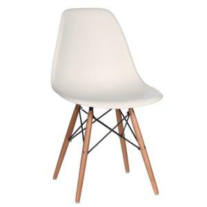 chaise ABS Vintage Crème