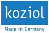 logo - Assiette creuse Koziol Club Organic gris lot de 4