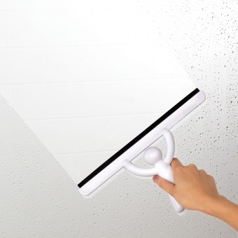 023006 660 2 - Raclette de douche UMBRA BUDDY SQUEEGEE WHITE