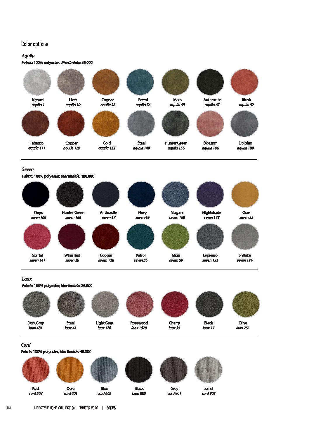Tekstiler 1 pdf - Canapé Cuir 3 places Milan 7 Coloris