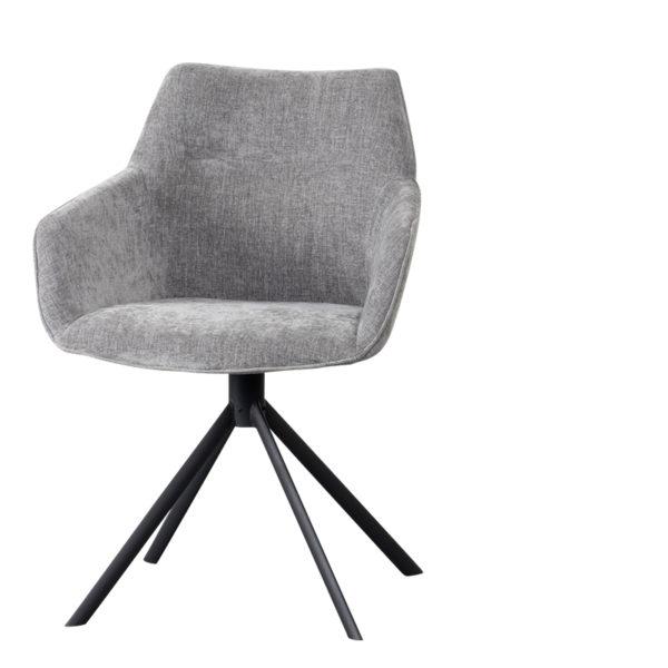 Chaises johnson gris - Chaise Pivotante bleu Johnson