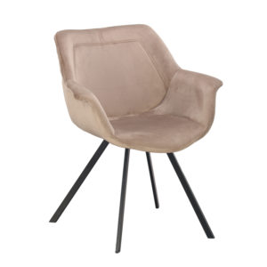Chaise-velours-sable-ray-300x300