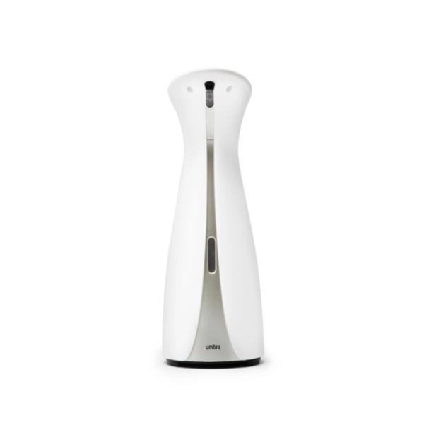 otto blanc 2 - Distributeur savon automatique blanc UMBRA