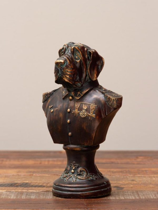 Buste de Chienporal 2 - Buste de Chienporal Chehoma