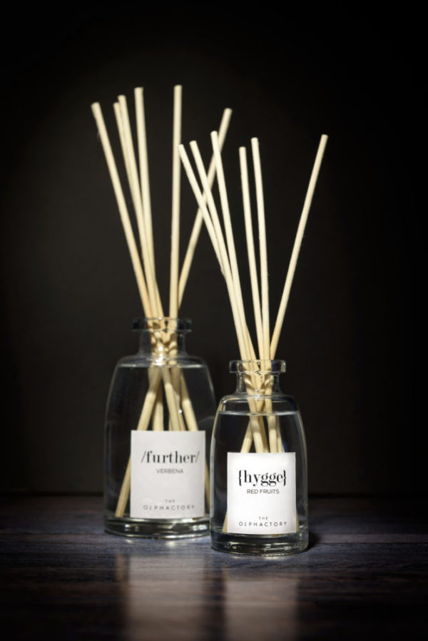 Fragrance diffuser 100 ml THE OLPHACTORY Ambientair Collections - Diffuseur de parfum Relax White Musk Ambientair