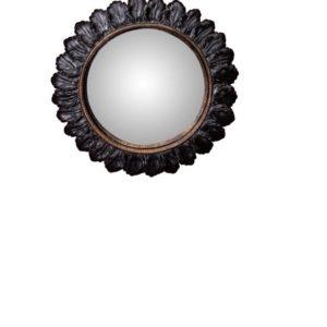 Petit miroir convexe 24cm Fleurs du mal 1 - Meilleures ventes