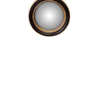 miroir convexe 19cm bord or 1 1 - Meilleures ventes