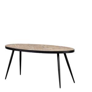 TABLE A MANGER CINCINNATI OVALE 180X90 1 - Meilleures ventes