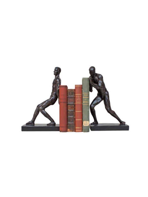 Serre livres Athletes - Serre-livres Athlètes
