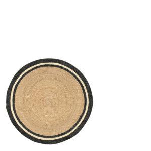 Tapis en jute Harper 120cm - Nouveaux produits