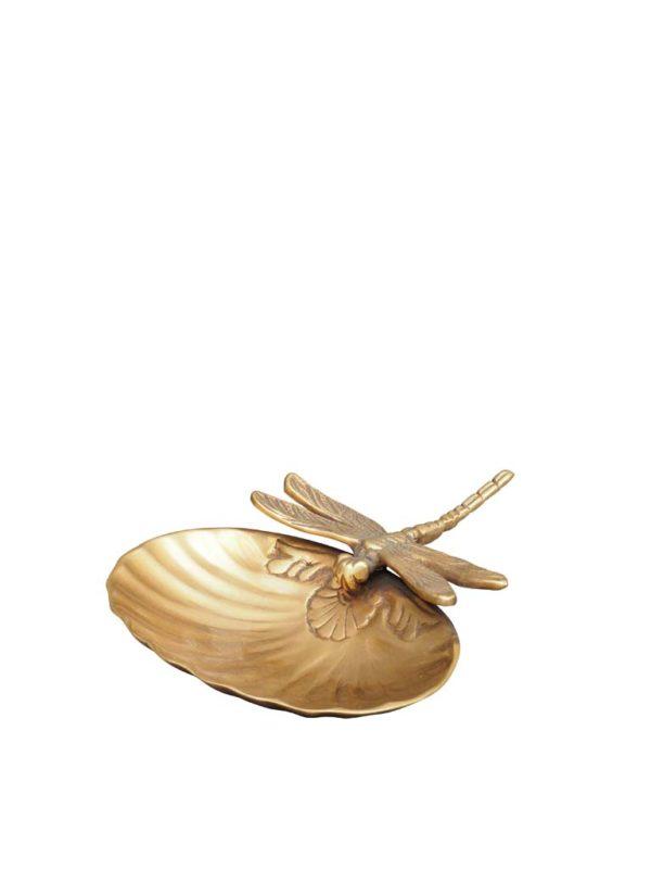 Vide poche libellule coquillage - Vide poche libellule et coquillage