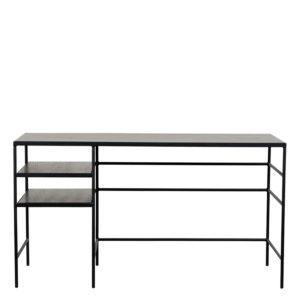 bureau metal et bois gauche - Nouveaux produits