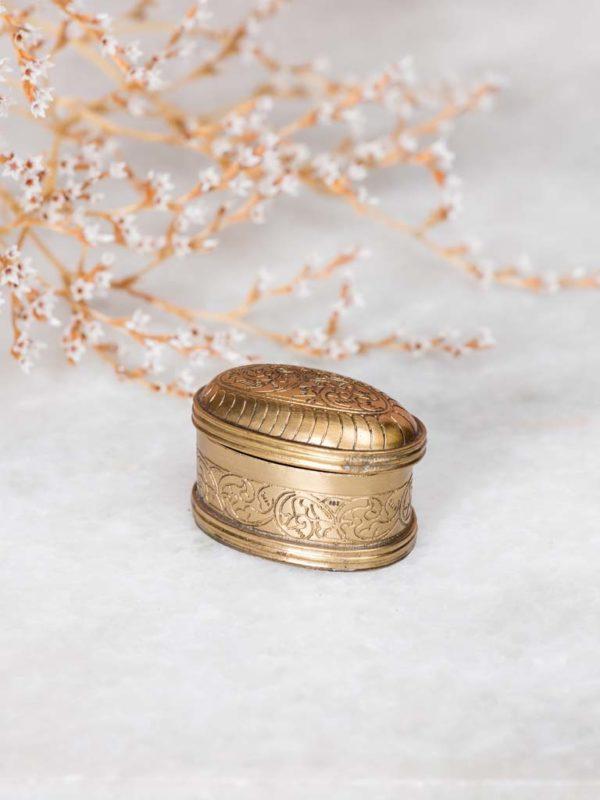 Boite bijoux pillulier - Pilulier Boîte à bijoux