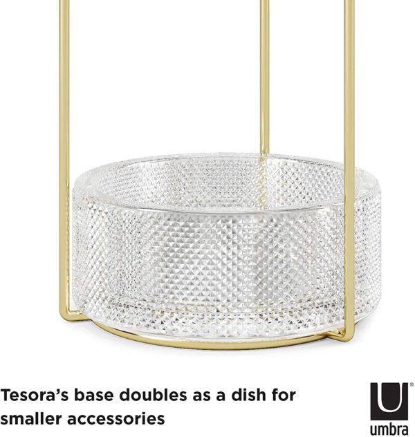 TESORA Arbre a bijoux UMBRA 2 - TESORA Arbre à bijoux Umbra